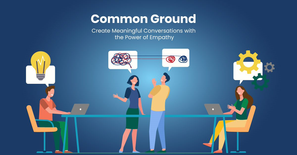 building a common ground